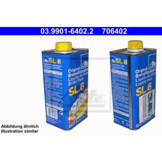 ATE Bremsflüssigkeit SL.6 DOT 4 1 L