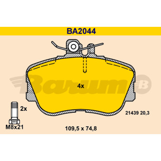 BARUM BA2044
