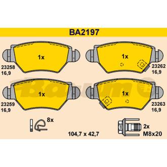 BARUM BA2197