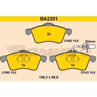 BARUM BA2201