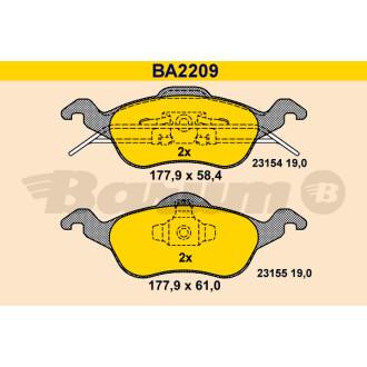 BARUM BA2209