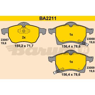 BARUM BA2211