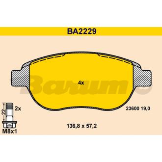 BARUM BA2229