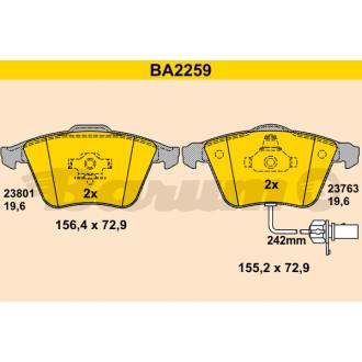 BARUM BA2259