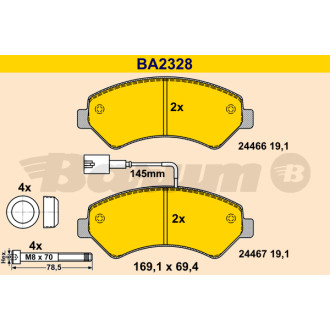 BARUM BA2328