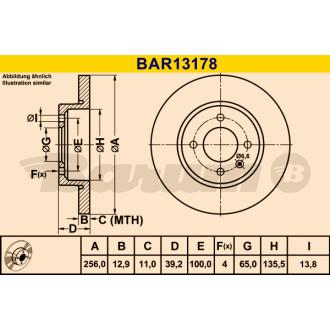BARUM BAR13178