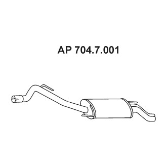 EBERSPÄCHER 704.7.001