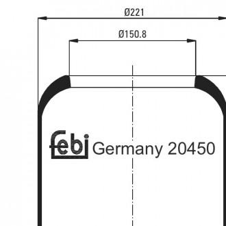 FEBI BILSTEIN 20450