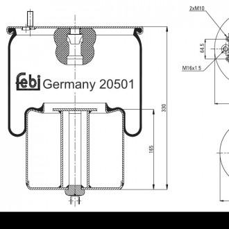 FEBI BILSTEIN 20501