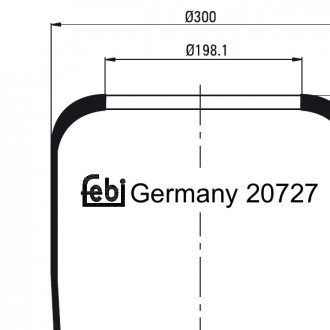FEBI BILSTEIN 20727