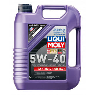 LM Motoröl Synthoil High Tech 5W-40 5L