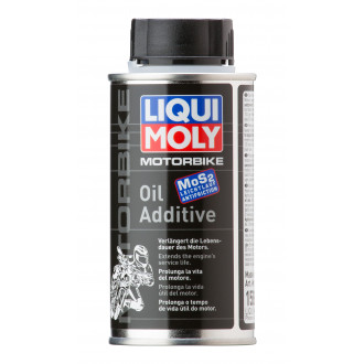 LM Motorbike Oil Additive  125ml