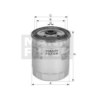 MANN-FILTER SP 3008-2 x