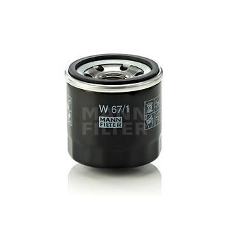 MANN-FILTER W 67/1