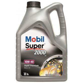 MOBIL M-SUP2000 X1 10W-40  5l