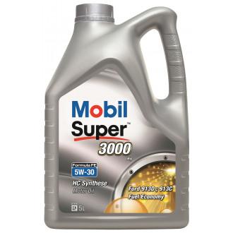 MOBIL M-SUP3000 X1F-FE 5W-30  5l