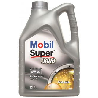 Mobil Super 3000 Formula F 5W20 5l