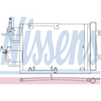 NISSENS 940052