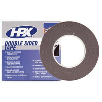 PRESTO HPX DS Schaumstoff., schwarz, 9mm