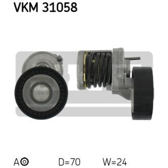 SKF VKM 31058