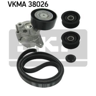 SKF VKMA 38026