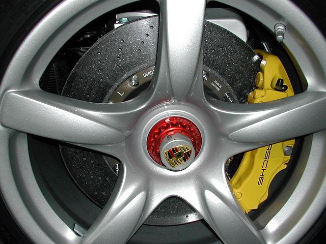 Keramik Bremsscheiben für Sportwagen