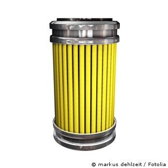 Funktion Luftfilter PKW
